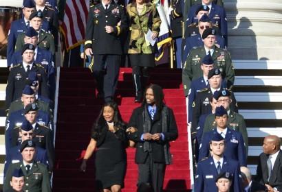 WV Governor Inauguration - 3