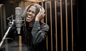 Landau Album Recording Session